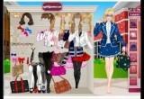 العاب اختيار ملابس باربي الجديدة 2015