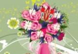 العاب تنسيق الورود