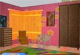 العاب ترتيب غرف البيبى 3d للبنات