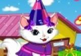 لعبة تزيين القطة كيتي للبنات