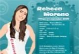 العاب تلبيس ريبيكا مورينو ملكة جمال السلفادور