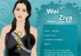 العاب تلبيس ملكه جمال الصين واى زيا