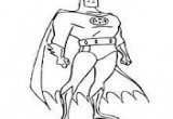 العاب تلوين ورسم باتمان فلاش 2016