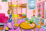العاب تنظيف البيوت المتسخة