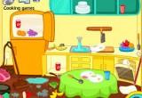 العاب تنظيف مطبخ دورا