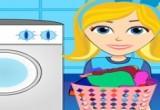 العاب تنظيف وغسل الملابس المتسخه 2016