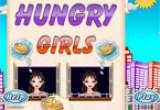 العاب جوع البنات