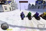 العاب دراجات سباق الثلوج