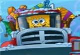 العاب سبونج بوب و سيارة الملاهي 2016