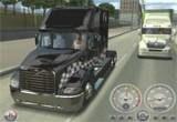 العاب سيارات جنون الشاحنة