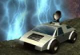 العاب سيارات في العاصفة المرعبة