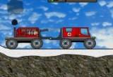 العاب شاحنة جبال الثلج الاصلية