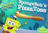 العاب طبخ البيتزا مع سبونج بوب