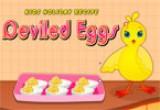 العاب طبخ البيض الحار