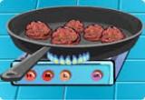 العاب طبخ اللحم الحار