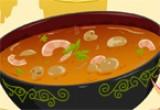 العاب طبخ شوربة الجمبري