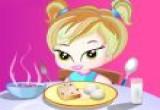 العاب طبخ فطور الاطفال
