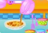 لعبة طبخ فطيرة التفاح