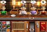 العاب طبخ في المطعم الياباني