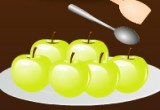 العاب طبخ كعكة التفاح