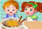 العاب طبخ للصغار فقط