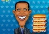 العاب طبخ مطعم الرئيس الامريكى اوباما