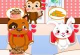 العاب مطعم الحيوانات الاليفة