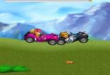 العاب مغامرات سيارات للاطفال