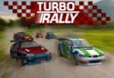 سباق رالي السيارات تيربو