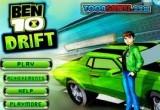 لعبة سيارات بن تن 10 الحقيقية
