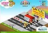 لعبة اطفال الطفل بدل رجل المرور 2016