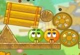 لعبة البرتقالة وصديقاتها التفاحة