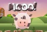 لعبة البقرة في المزرعة السعيدة