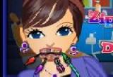 لعبة البنت الرشيقة عند طبيب الاسنان الحصرية 2016