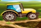 لعبة الجرارات الزراعية الحقيقية