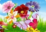 لعبة الزهور الجميلة 2016