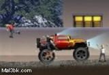 لعبة السيارة المجنونة الاصلية الجزء الثاني