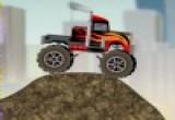 لعبة الشاحنة العملاقة الضخمة