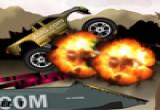 لعبة الشاحنة المسيطرة الحارقة