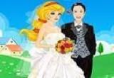 لعبة الفروق في صورة العروسين