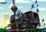 لعبة القطار البخاري الحديثة