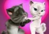 لعبة القط الناطق توم وموعد غرامي 2016