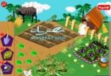 لعبة المزرعة العربية السعيدة الحقيقية