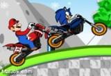 لعبة تحدي ماريو و سونيك الجديدة
