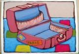 لعبة  ترتيب حقيبة السفر الحقيقية 2016