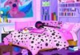 لعبة ترتيب غرفة نوم الايمو للبنات