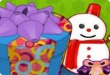 لعبة تزيين هدية الميلاد