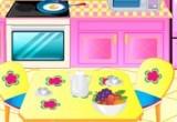 لعبة تصميم المطبخ البناتي