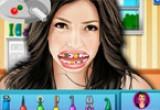 لعبة تعديل اسنان كيم كردشيان الجديده