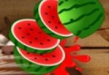 لعبة تقطيع البطيخ من العاب الايفون